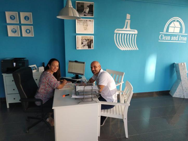 Formación en gestión empresarial en Clean & Iron Toledo-Illescas.