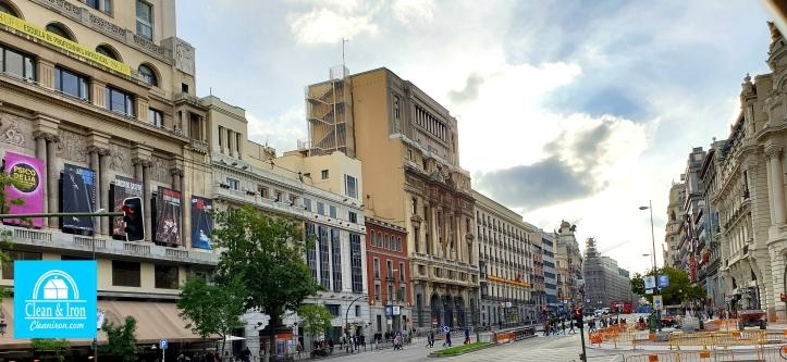 Limpieza de oficinas en Madrid. https://www.cleaniron.com/limpieza-a-empresas.html