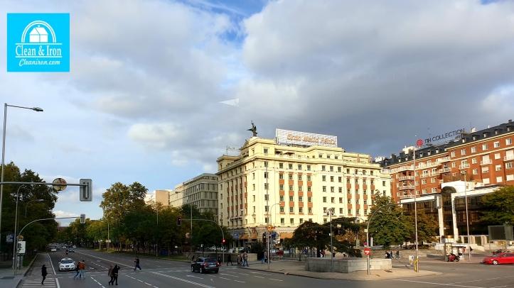 El mercado de las oficinas en Madrid