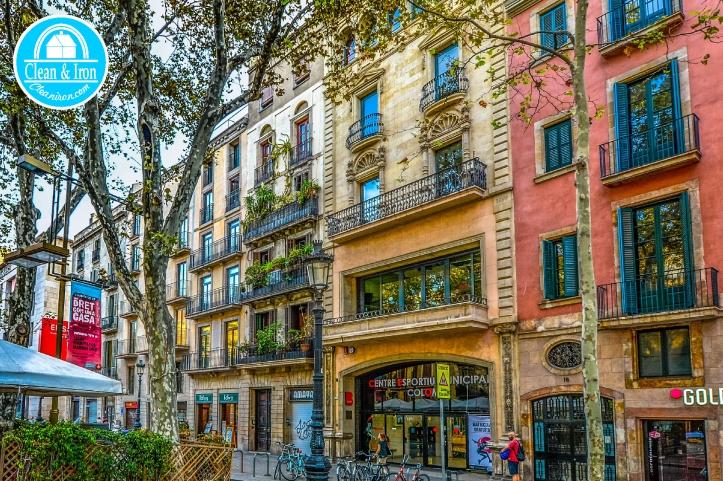 limpieza de apartamentos en barcelona
