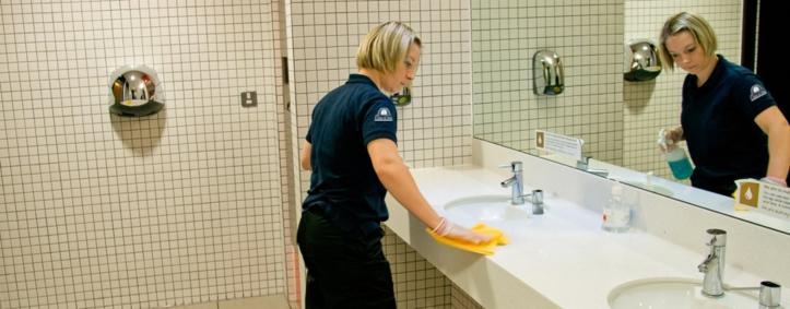 limpieza de baños para restaurantes, hoteles. Limpieza de puesta a punto y mantenimientos