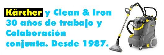 karcher-y-clean---iron-30-anos-de-colaboracion