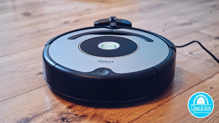 Roomba el primer robot de aspiración
