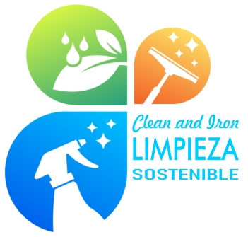 limpieza sostenible clean and iron