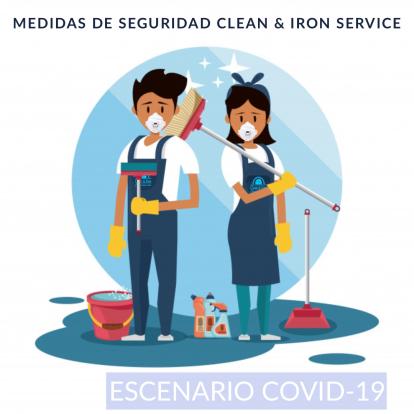 Protocolos de limpieza covid19
